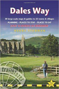 Dales Way guide book front cover