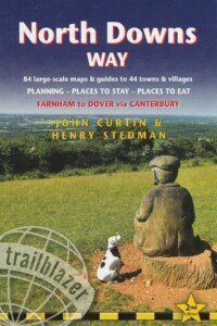 North Downs Way guide front cover
