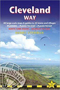 Cleveland Way guide front cover