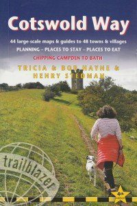 Cotswold Way guide front cover
