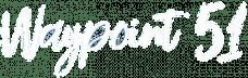 Waypoint 51 Logo